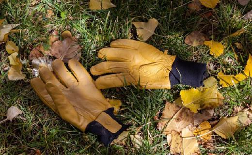 黑鉆Transition手套:關節掌心墊層保護,山羊皮材質透氣耐磨