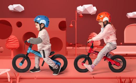 孩子从此戒手机?Ninebot上线新款滑步车自行车