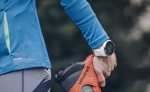 颂拓Spartan Ultra运动腕表:顶级系列,支持中文推送含心率带