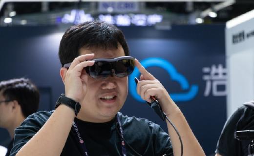 「新東西」5G除了快還能干啥?vivo用AR眼鏡,給出了另一種答案