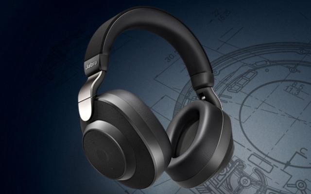 Jabra Elite 85h智能降噪耳机