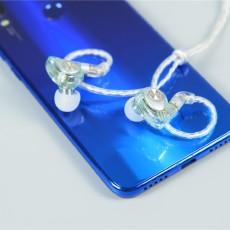 「超逸酷玩」晶瑩剔透的興戈EM2銅雀洛神系列音樂耳機使用體驗