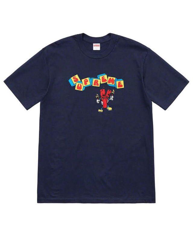 「新东西」Supreme2019夏季T恤开卖!这次联名有玄机?