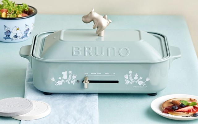 Bruno 小方锅