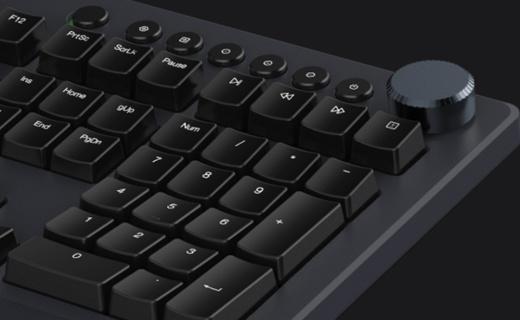 自帶密碼鎖?IKBC發布新款旗艦機械鍵盤,649元可選稀有原廠銀軸!
