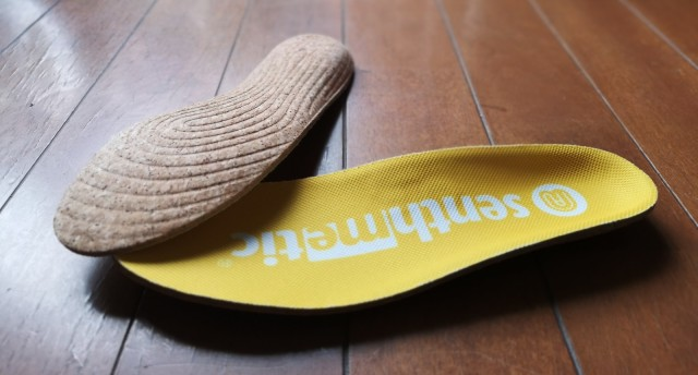芯迈潮谢神器鞋垫试用报告