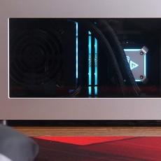 鞋盒大小的ITX机箱初体验 | FORMULA X1装机展示