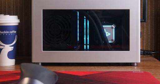 鞋盒大小的ITX机箱初万博体育max下载 | FORMULA X1装机展示