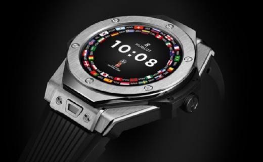"""真奢侈品!LV旗下恒寶將推出"""" Big Bang e""""的新型智能手表"""