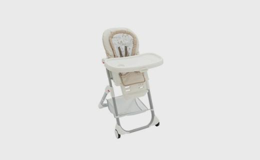 葛萊DuoDiner迪奈系列兒童餐椅:可分離式設計,一臺從小用到大