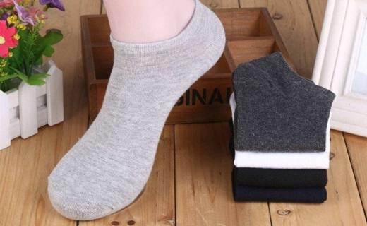 USM抗菌淺口船襪:三天不洗不臭,香港腳的福音