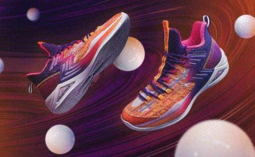 """""""無冕之王""""同款!361° 重回NBA開售新款戰靴,這外觀太美我還想看"""
