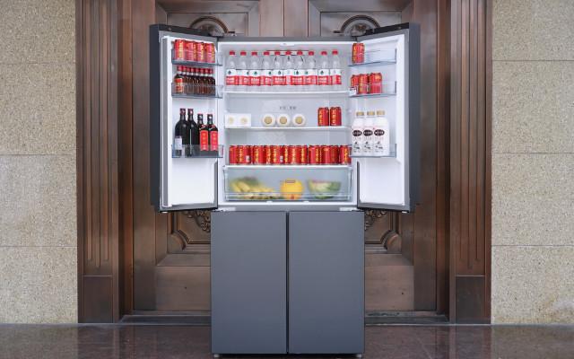 美的净味冰箱446深度评测,19分钟净味的秘诀