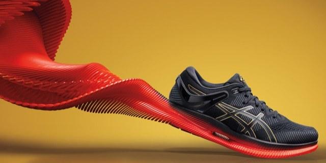 ?#24039;?#22763;推出新款专业跑鞋metaride:满满求生欲