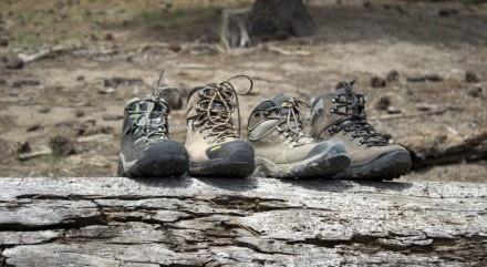 大神之選:教你買到不同環境最舒適的徒步鞋