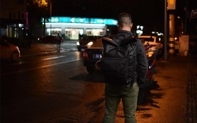 小众的多面选手——原物三生不动系列城市机能三合一背包