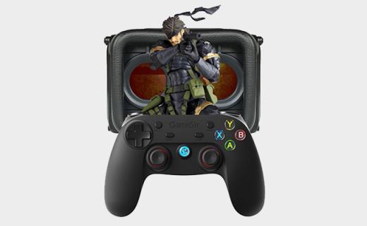 小雞VR游戲套裝:蘋果安卓全兼容,包含增強游戲手柄
