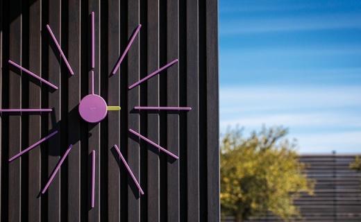 沒有表盤沒有數字的時鐘,竟然美的不像話