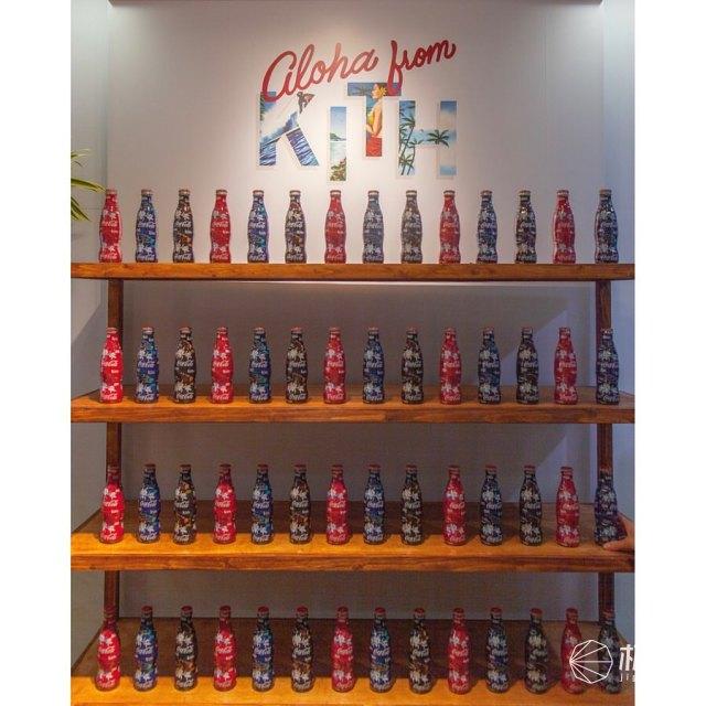 一瓶可乐能有多抢手?KithXCocaCola联名第四季发布!