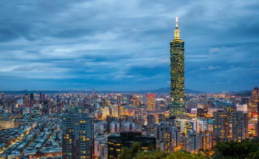 带上老婆去台湾:感受不一样的台北及周边