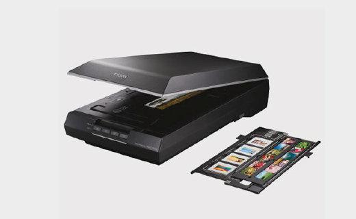 愛普生V600掃描儀:一秒掃描,超高分辨率