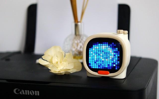 懷舊像素有趣的音箱點音小象音箱確實好玩