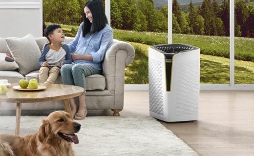 凯驰KA5空气净化器,独有宠物滤网能过滤屎尿味