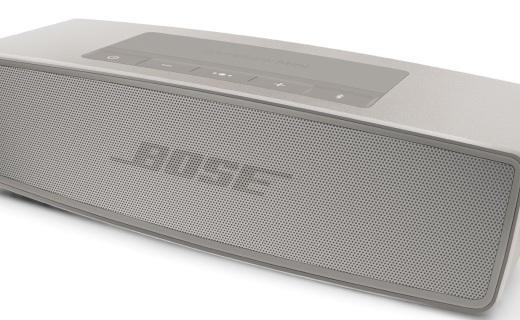 Bose SoundLink Mini II 藍牙音箱:掌心大小,藍牙連接,音樂隨享