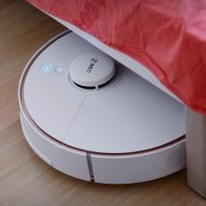 比小米吸力大、还能指定房间清扫 | 360扫地机器人S7体验