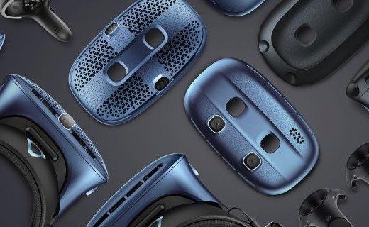 虛實之間:HTC發布VIVE COSMOS系列3款頭顯