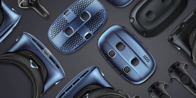 虚实之间:HTC发布VIVE COSMOS系列3款头显