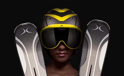 230度超广视野的滑雪镜,贴脸不漏风近视也能用