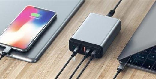 「新东西」Satechi发售75W双口USB-C旅行充电器 现价69.99美元