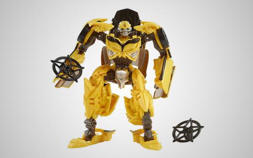 變形金剛5同款大黃蜂,光是變形就能玩一天!