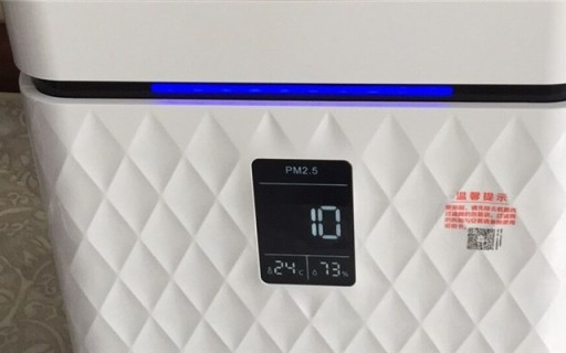 亲测Survival森晨S80半个多月PM2.5=10舒服