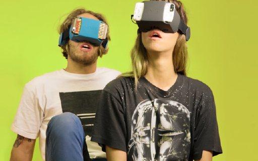 轻巧、皮实、可定制的VR头戴设备,还带Hi-Fi耳机