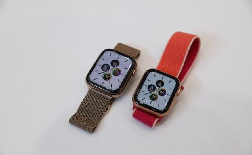 2020款Apple Watch曝光!将支持脉冲测氧、睡眠跟踪、血压监测