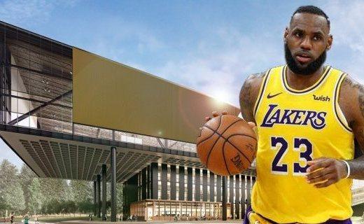 Nike新建名為勒布朗的大廈,勒布朗·詹姆斯實至名歸!