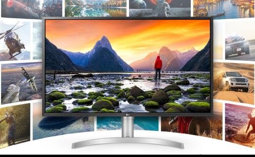 LG发布新款4K显示器:可SDR转HDR播放,售价5051元