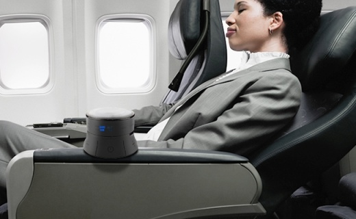 Brookstone無線藍牙助眠儀:專業醫學聲波,改善睡眠