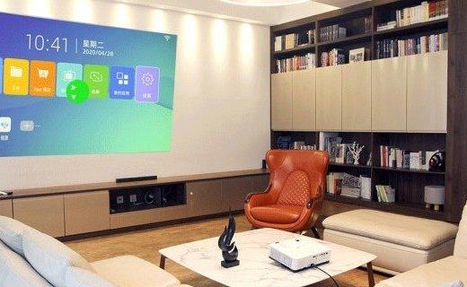 顏值美觀畫質能打!Boxlight智能投影上市,百吋家庭影院不到5000塊?