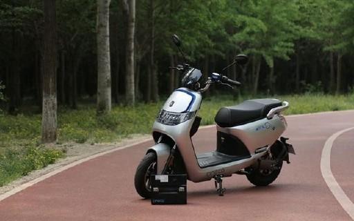 森藍O2電動摩托車初體驗