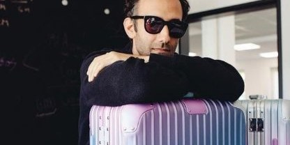 RIMOWA發布新款行李箱,漸變色彩外觀滿滿少女心