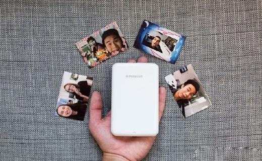 寶麗來Zip口袋打印機:第二代微晶成像技術,照片持久鮮艷不變色