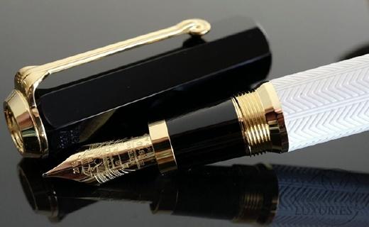 萬寶龍大文豪系列新鋼筆,向莎士比亞致敬