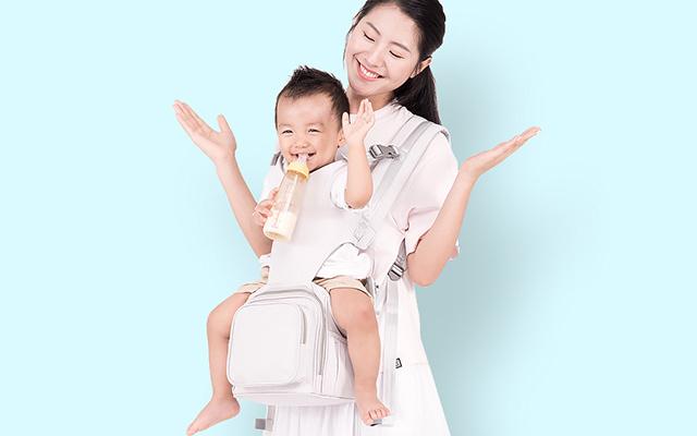GeekPaPa 多功能一體式嬰兒包