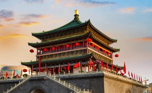 同程旅游北京-西安5日4晚自由行:市內4晚酒店,包含往返機票