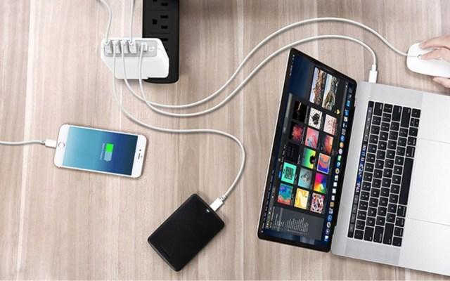 苹果Macbook电源一体式扩展坞(HD版)