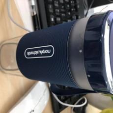 低调奢华的便携榨汁杯:摩飞榨汁杯