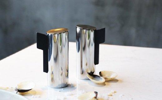 ORO Living調料罐:小巧精致實用,304不銹鋼鏡面拋光工藝
